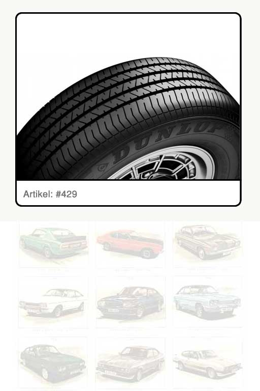 "Reifen ""Dunlop Sport Classic"", 205/60R13 86V TL"